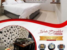 Glamour Hotel and Spa, hotel in Medan