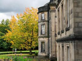 Beamish Hall Country House Hotel, BW Premier Collection, hotel in Stanley