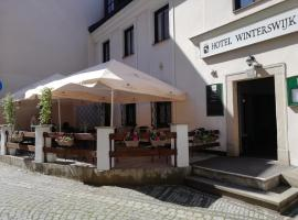 Hotel Winterswijk, hotel v Broumově