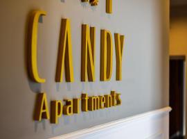 Candy Apartments Warszawa, hotel in Warsaw