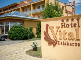 Hotel Vital, hotel in Zalakaros