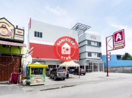 OYO 360 Mangaan Residence, hotel di Medan