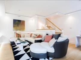 London's White House, vacation home in London