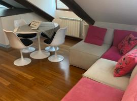 Il nido sui tetti, appartamento a Torino