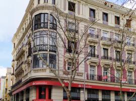 Hostal Abitum Madrid, hotel in Madrid