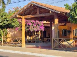 Pantanal Hotel, hotel in Miranda