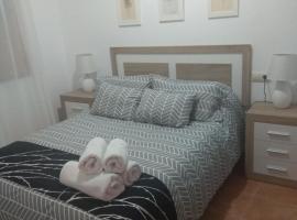ARCO DE VILLALAR, apartamento en Baeza