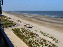 Zon, zee en ontspanning, apartment in Middelkerke