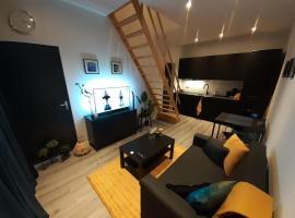 Appartement DELUXE, apartment in Tilburg