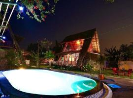 Mekong Delta Ricefield Lodge, pet-friendly hotel in Can Tho