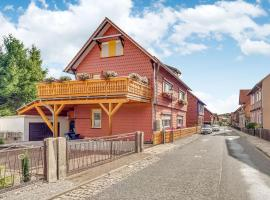 Beautiful Apartment in Ilsenburg Harz near Ski Area, hotel in Ilsenburg