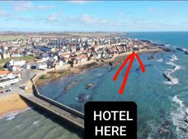 The coastal inn, hotel near St Andrews - Eden Course, Cellardyke