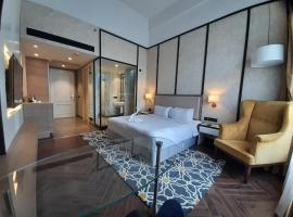 Hotel Polo Towers Agartala, hotel in Agartala