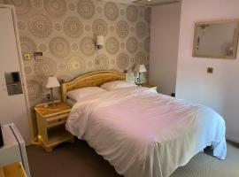Three Queens Hotel, hotel in Burton upon Trent