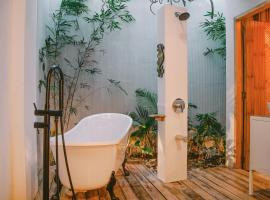 SANSE Boutique Hotel, hotel in El Nido