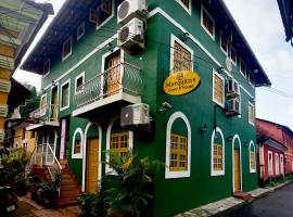 Easy Hostels, accessible hotel in Panaji