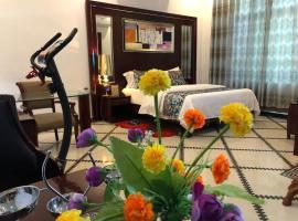 KONFA BUSINESS LODGE, hotel en Dar es Salaam