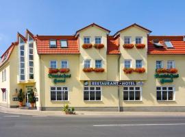 Hotel Deutsches Haus, hotel i Dingelstädt