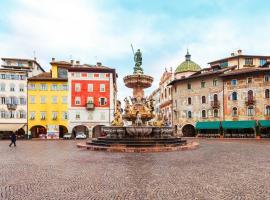 Hotel Venezia, hotel in Trento