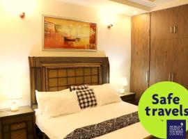 Luxurious Landing Apartments & Suites Bahria Town, hotel near Ayūb National Park, Rawalpindi