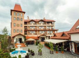 Ferdinand, hotel in Mukacheve