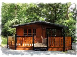 Blelham Tarn (Log Cabin), lodge in Ambleside