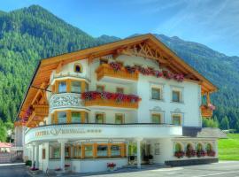 Hotel Verwall, hotel i Ischgl