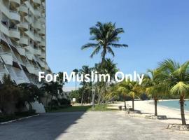 Reco Homestay@ The Regency Tanjung Tuan Beach Resort Port Dickson Tepi Pantai, apartment in Port Dickson