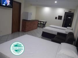 Savaris Apart Hotel - Flats e Suítes, hotel in Foz do Iguacu City Centre, Foz do Iguaçu