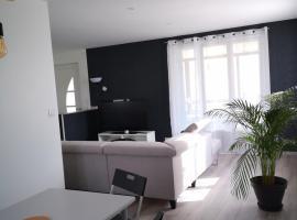 Gîte La Maison de l étang, hotel near Dole - Jura Airport - DLE,