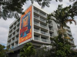 Cairns Plaza Hotel, hotel in Cairns