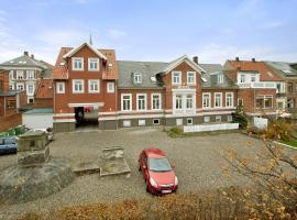 Hotel Villa Gulle, hotel in Nyborg