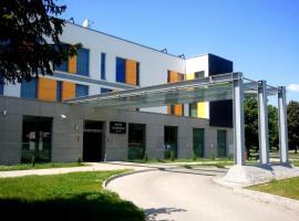 Hotel Olimpijski – hotel w pobliżu miejsca Rodzinny park rozrywki Energylandia w Oświęcimiu