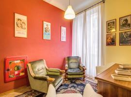 Hotel Romagna, hotel in Florence