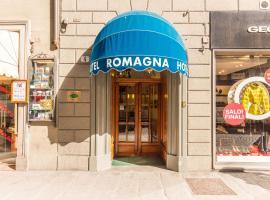 Hotel Romagna, hotel near Via dè Tornabuoni, Florence