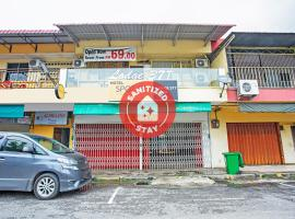SPOT ON 89758 Lodge 37t, hotel in Ranau
