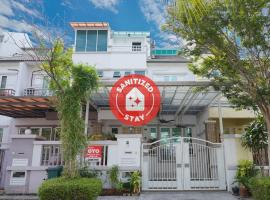 OYO 89987 Nautilus Bay Home Inn, hotel near Setia SPICE Convention Centre, Jelutong