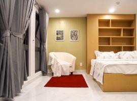 Shibrowns Nguyễn Đình Chiểu, guest house in Ho Chi Minh City