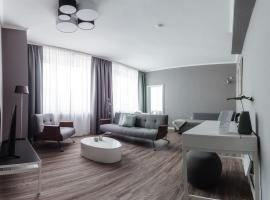 Stylisches Münster City-Apartment 56 m², budget hotel in Münster
