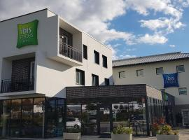 ibis Styles Le Treport Mers Les Bains, hotel in Mers-les-Bains