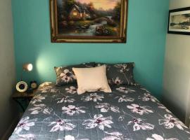 G - Cozy Aqua Private Suite (Apt 3), homestay in Miami