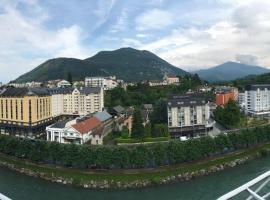 Hotel Du Gave, hotel in Lourdes