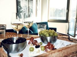 Portofino Apartman, hotel a Sárvári Gyógy-és Wellnessfürdő környékén Sárváron