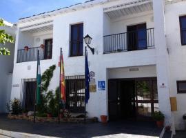 Villa Turistica de Bubion, hotel en Bubión