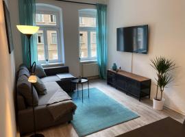 Newly refurbished Leutzsch apartment., Ferienwohnung in Leipzig