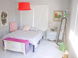 G - Colorful and Luminous Suite near MIA (Apt 4), homestay in Miami