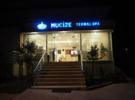 mucize termal spa, отель в Памуккале
