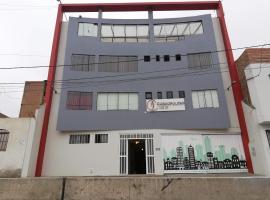 Cosmopolitan Inn Hotel, hotel near Jorge Chavez International Airport - LIM, Lima