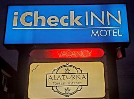 iCheck Inn Motel, motel in Windsor