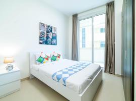OYO 558 Home Najma tower 2br, villa in Dubai
